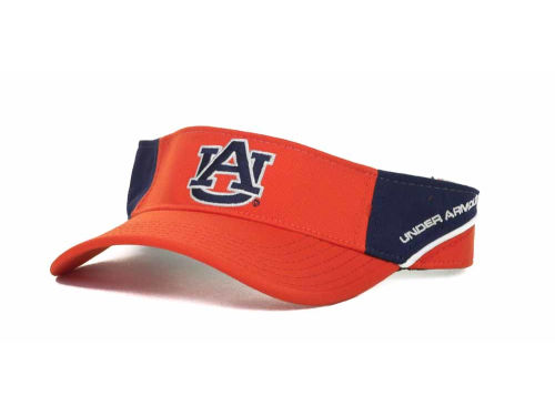 Auburn Tigers Under Armour NCAA UA Team Visor 2012 Hats