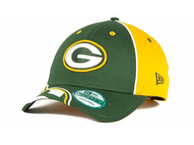 Green Bay Packers NFL Power Sweep 9FORTY Hats