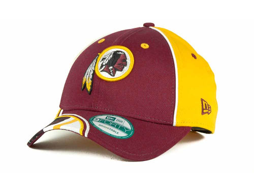 Washington Redskins New Era NFL Power Sweep 9FORTY Hats