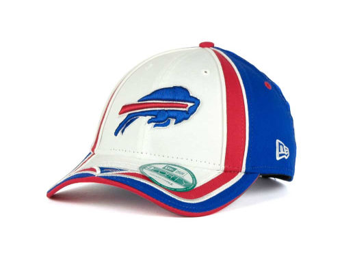 Buffalo Bills New Era NFL Double Coverage 9Forty Cap Hats