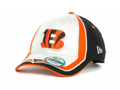 Cincinnati Bengals New Era NFL Double Coverage 9Forty Cap Hats