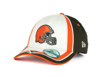 Cleveland Browns NFL Double Coverage 9Forty Cap Hats