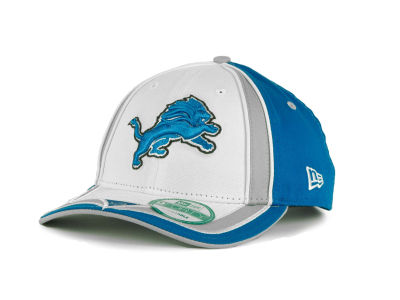 Detroit Lions NFL Double Coverage 9Forty Cap Hats