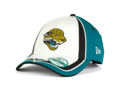 Jacksonville Jaguars NFL Double Coverage 9Forty Cap Hats