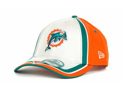 Miami Dolphins NFL Double Coverage 9Forty Cap Hats