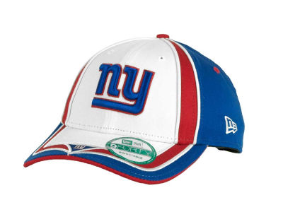 New York Giants NFL Double Coverage 9Forty Cap Hats