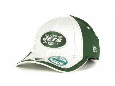 New York Jets NFL Double Coverage 9Forty Cap Hats