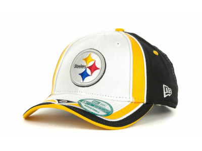 Pittsburgh Steelers NFL Double Coverage 9Forty Cap Hats