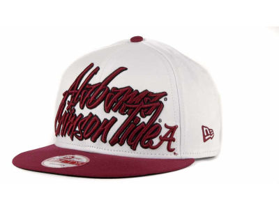 Alabama Crimson Tide NCAA Foundation 9FIFTY Snapback Hats