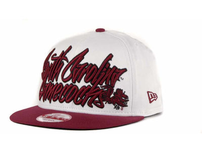 South Carolina Gamecocks NCAA Foundation 9FIFTY Snapback Hats