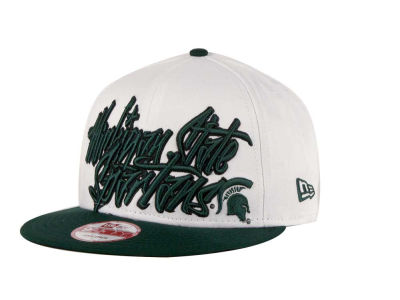 Michigan State Spartans NCAA Foundation 9FIFTY Snapback Hats
