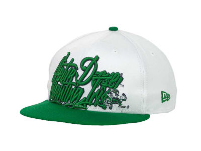 Notre Dame Fighting Irish NCAA Foundation 9FIFTY Snapback Hats