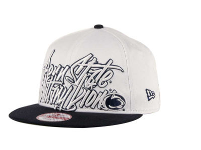 Penn State Nittany Lions NCAA Foundation 9FIFTY Snapback Hats