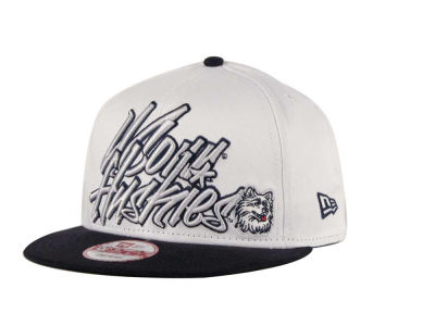 Connecticut Huskies NCAA Foundation 9FIFTY Snapback Hats