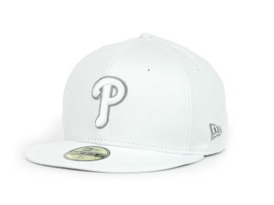 Philadelphia Phillies MLB White Go 59FIFTY Hats
