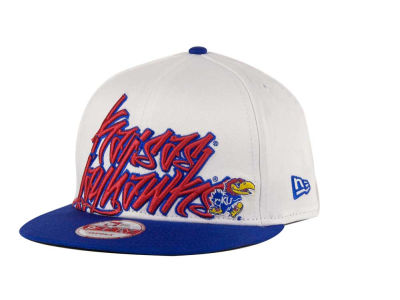 Kansas Jayhawks NCAA Foundation 9FIFTY Snapback Hats
