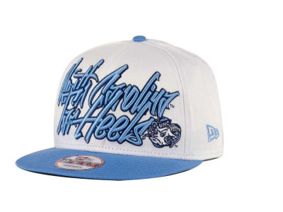 North Carolina Tar Heels NCAA Foundation 9FIFTY Snapback Hats