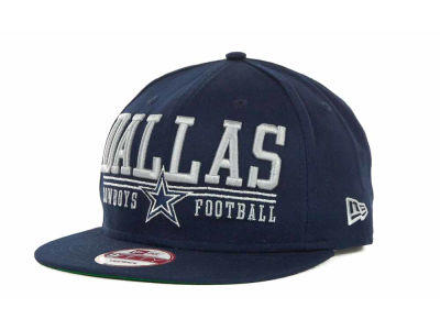 Dallas Cowboys NFL Lateral 9FIFTY Snapback Hats