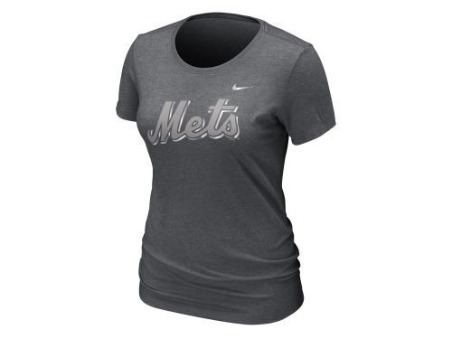 New York Mets Nike MLB Womens Blended T-Shirt