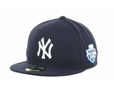 New York Yankees 2012 All Star Patch 59FIFTY Hats