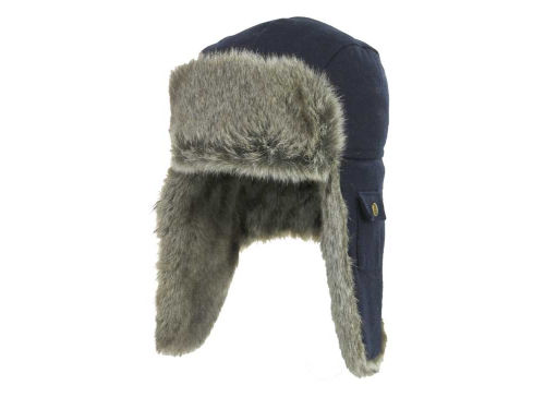 LIDS Private Label Heather Wool Flap Hats