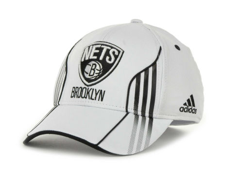 Brooklyn Nets adidas NBA Center Court 2012 Cap Hats