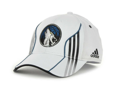Minnesota Timberwolves adidas NBA Center Court 2012 Cap Hats