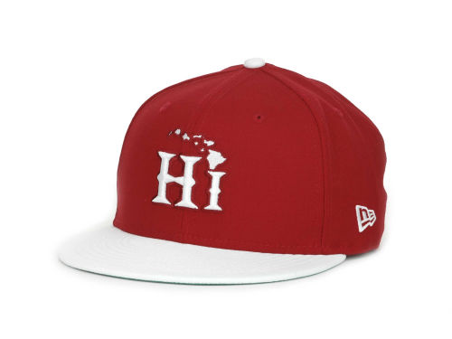 HAWAII New Era Cities 9FIFTY Snapback Hats