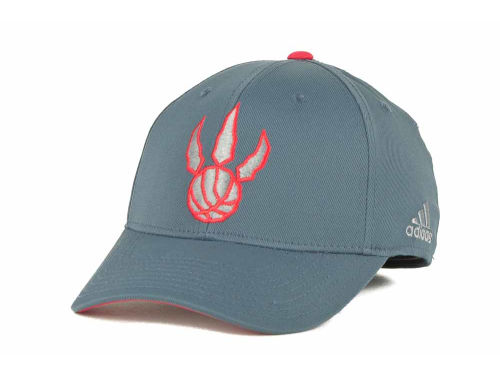 Toronto Raptors adidas NBA Gray Swat Cap Hats