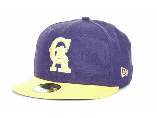Los Angeles Angels of Anaheim New Era MLB 2T Custom 59FIFTY Hats