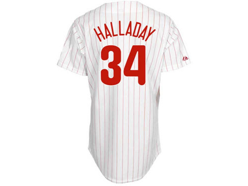 Philadelphia Phillies Majestic MLB Youth Player Replica Jersey