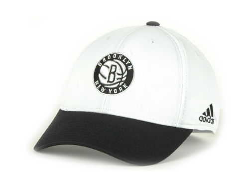 Brooklyn Nets adidas NBA Courtside 2012-2013 Cap Hats