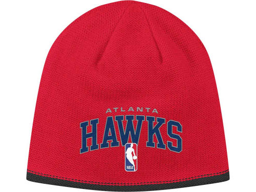 Atlanta Hawks adidas NBA Authentic Knit 2012 Hats