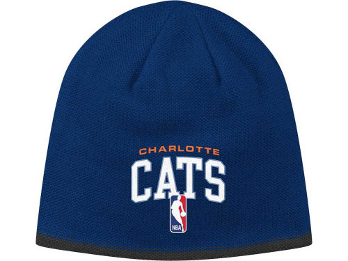 Charlotte Bobcats adidas NBA Authentic Knit 2012 Hats