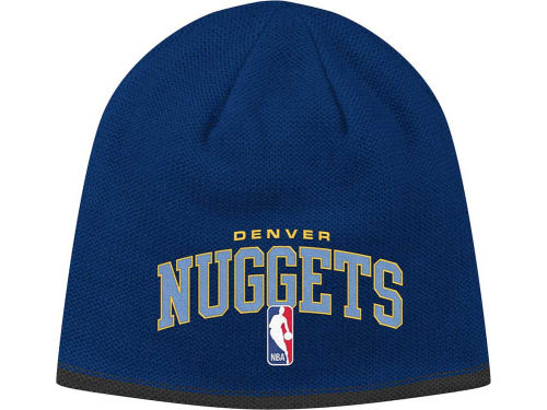 Denver Nuggets adidas NBA Authentic Knit 2012 Hats