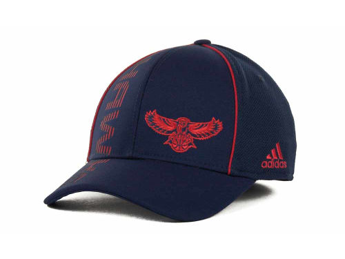 Atlanta Hawks adidas NBA In The Paint Cap Hats