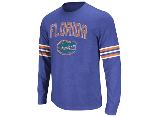 Florida Gators Colosseum NCAA Tackle Long Sleeve T-Shirt