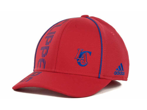 Los Angeles Clippers adidas NBA In The Paint Cap Hats