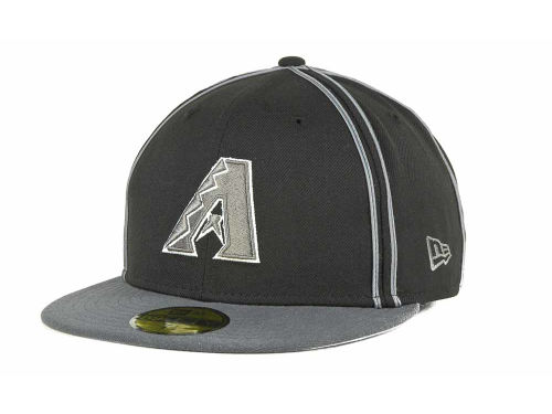 Arizona Diamondbacks New Era MLB Retro Piping 59FIFTY Hats