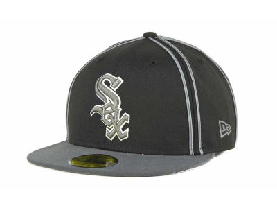 Chicago White Sox MLB Retro Piping 59FIFTY Hats