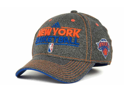New York Knicks adidas NBA Authentic Practice Cap Hats