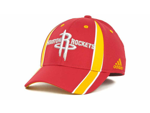 Houston Rockets adidas NBA Rev 30 Flex Cap Hats