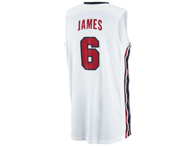 Nike LeBron James 1992 Dream Team Authentic Jersey