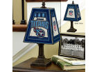 Tennessee Titans Art Glass Table Lamp Bed & Bath