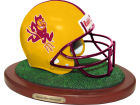 Arizona State Sun Devils Replica Helmet with Wood Base Collectibles