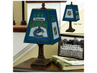 Vancouver Canucks Art Glass Table Lamp Bed & Bath