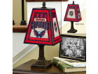 Washington Capitals Art Glass Table Lamp Bed & Bath
