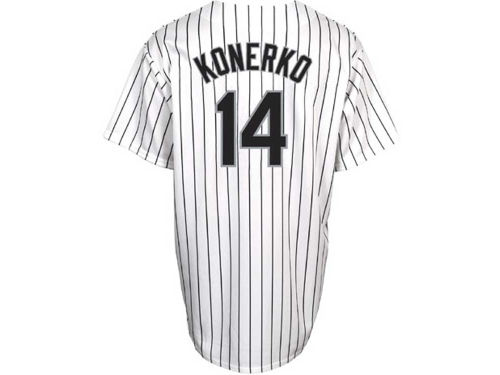 Chicago White Sox Majestic MLB Player Replica Jersey
