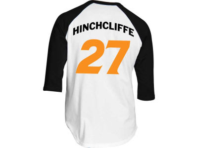 James Hinchcliffe Racing Mens Block Name and Number Driver T-Shirt