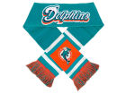 Miami Dolphins Forever Collectibles Team Stripe Scarf Apparel & Accessories